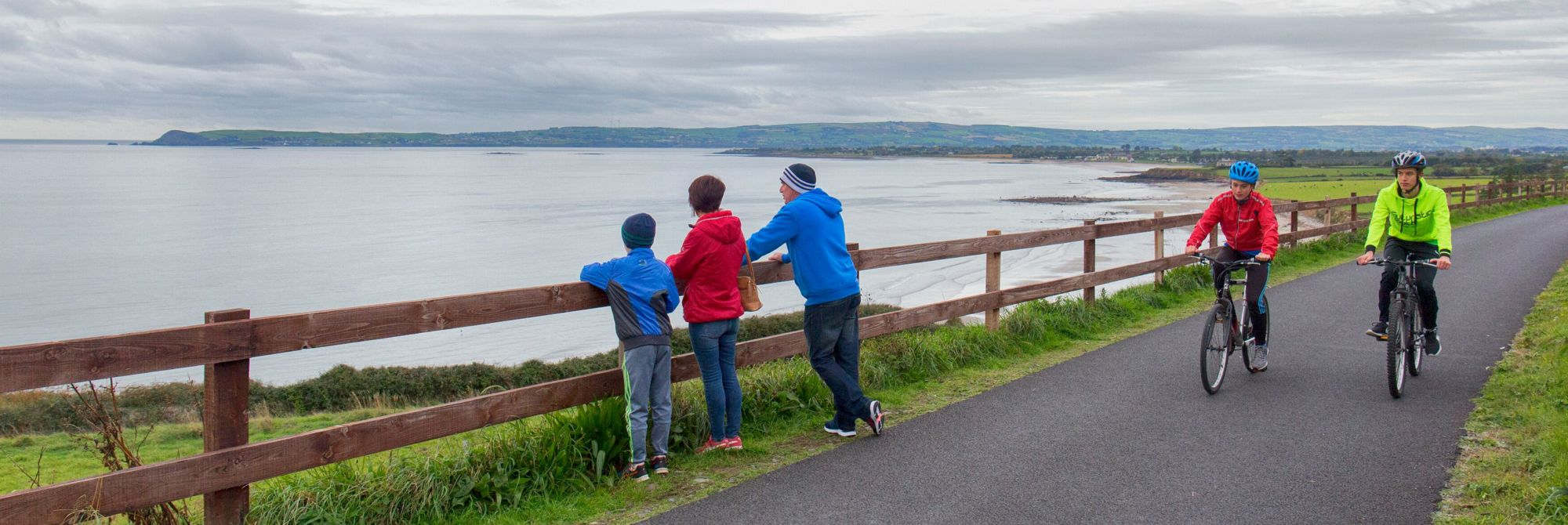 Enjoy the Waterford Greenway