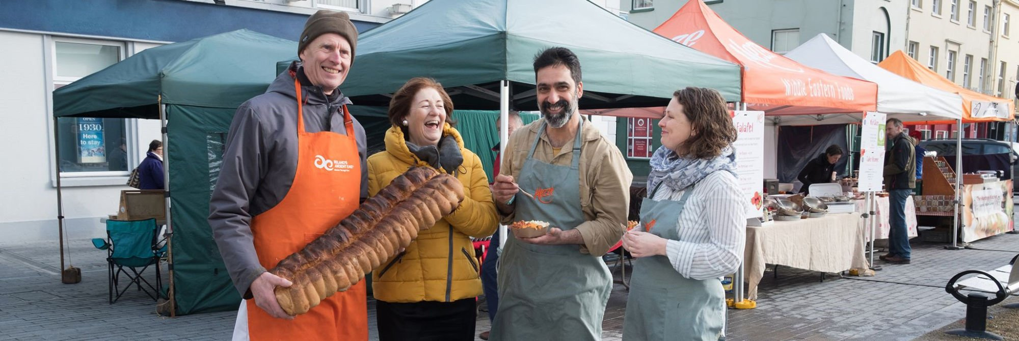 Discover a real taste of Waterford